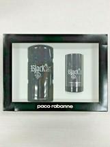 Paco Rabanne 2 Piece Gift Set for Men, Black Xs - $99.99