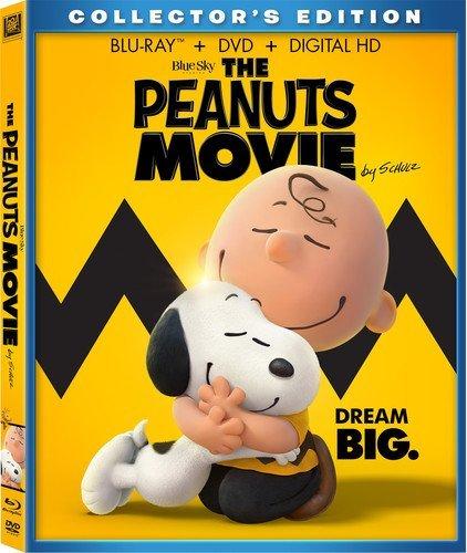 The Peanuts Movie [Blu-ray + DVD]