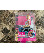 Blond Barbie Fashionista in Wheelchair # 132 - SHIPS FAST 2-Day Available - $32.66