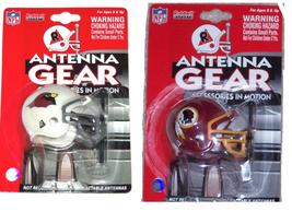 Antenna Gear Helmet Car Auto Redskins Cardinals Riddell NFL Football New - $12.95