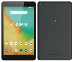 "ZTE Grand X View 3 | 8"" HD Display Wi-Fi + 4G LTE UNLOCKED T-MOBILE/METRO Tablet"