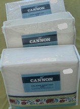 Cannon Gypsy Stripe Sheet Set - Brand New Pack - Cotton Blend 250 Tc Various - $29.99