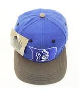 NFL Football Men's BLUE DEVILS Cap, Baseball Style, One Size Fits All Bl... - £7.95 GBP