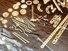 Erector Set American Model Builder No. 4 AA18-1303 Vintage image 7