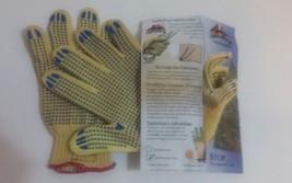TurtleSkin Safe HandlerPlus Gloves Sz L - $20.57