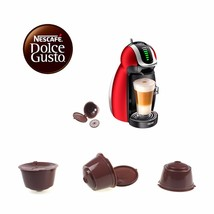 3pcs/pack use coffee Capsule nescafe dolce gusto reusable capsule dolce ... - $12.19