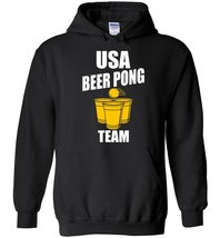 USA Beer Pong Team Blend Hoodie - $32.99+