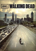 The Walking Dead The Complete First Season DVD 2 Disc Set 2011 Andrew Li... - $10.00