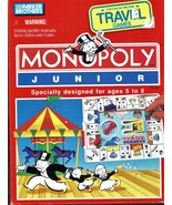 Monopoly Junior - Travel Game - $7.95