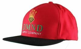 Nuovo Diamond Supply Co.Diamante Corona Snapback Cappello Nero Rosso O Verde