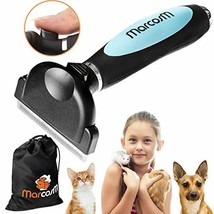 MarcosM Dog Brushes for Shedding - Professional Deshedding Tool for Dogs... - $20.86