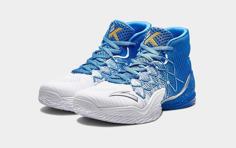 fdd2f61eb9c S l1600. S l1600. Previous. NEW Men s Anta KT 3 KT3 PLAYOFFS 2018 Basketball  Shoes Klay Thompson Warriors