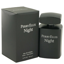 Perry Ellis Night by Perry Ellis 3.4 oz EDT Spray for Men - $26.71