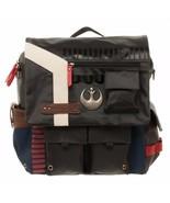 Star Wars Han Solo Inspired Utility Bag Crossbody Messenger Laptop Case - $59.95
