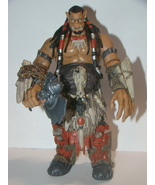 WARCRAFT - DUROTAN (6 INCH FIGURE WITH ACCESSORY) - $30.00