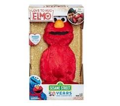 """Sesame Street Love to Hug Elmo Talking, Singing, Hugging 14"""" Plush Toy for Kids - $25.00"""