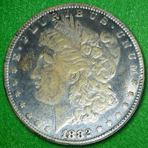 1882-O US Morgan Silver Dollar in Good Condition - $20.99