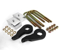 """ROX For 97-04 Ford F150 Steel 3"""" Inch Front + 1"""" Rear Complete Lift Kit 4WD - $172.85"""
