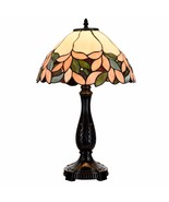 Tiffany Style Table Lamp Victorian Stained Glass Home Décor Desk Lamp - $79.99