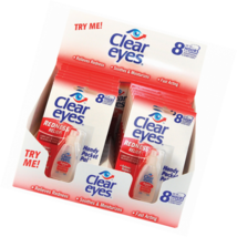 Clear Eyes Redness Relief Handy Pocket Pal12-count - $28.39