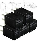 General Purpose Relays 303-1AH-C-R1-U01-12VDC SPNO 20A 12VDC 5 piece - $21.80