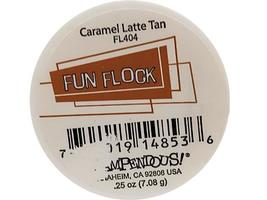 Stampendous-Fun Flock Powder-Carmel Latte Tan- #FL404 image 2