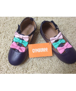 NEW GYMBOREE Baby GIRLS Sz 5 M - Picture Day Navy T-strap w/ Bows Dress ... - $12.35