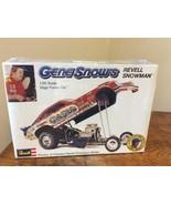 NEW Vintage NOS Revell 1/25 Gene Snows' Vega Funny Car # H-1459 Model Ki... - $49.95