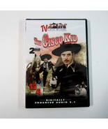 TV Classic Westerns The CISCO KID 2 Disc DVD with 12 Episodes - Over 4 H... - $4.99