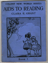 Collins New World Series Aids To Reading Book 1 Clara Grant - $2.26