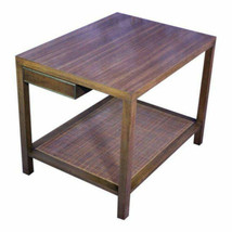 HARVEY PROBBER Mid Century Modern End Table Coffee Nightstand Tray Cart ... - $1,584.80