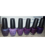 OPI polish color to watch grape fit Dutch 'ya can you dig it? set match ... - $28.80