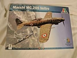 1/48 italeri WWII Italian Macchi MC 205 Veltro w/ Decals 4/6 Versions # ... - $49.99