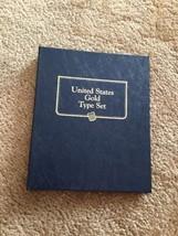 US Gold Type Set Eagles Whitman Classic Coin Album 9170 Empty Book - $29.99
