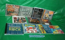13 Assorted Best Of The Best 25 Years Of Rock, Power Classic Hits Music Cd's  - $69.29