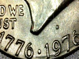 Eisenhower Dollar 1976 P and 1976 D AA20D-CND8003