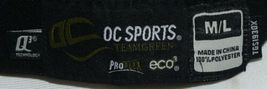 OC Sports Medium Large Dark Green ProFlex Cap Polyester TGS1930X image 6
