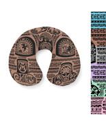 Maui Tattoos Inspired Disney Moana Travel Neck Pillow - $28.78 CAD