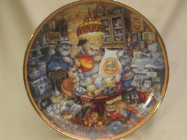 GOLD MEDAL FLOUR 115TH ANNIVERSARY collector plate BILL BELL - FRANKLIN ... - $19.99