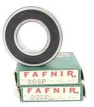 LOT OF 2 NIB FAFNIR 208P BALL BEARINGS image 2
