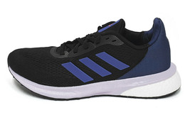 adidas ASTRARUN Women's Running Shoes Black Navy Marathon Gym Fitness NW... - $105.90