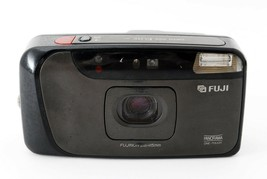 Fuji Cardia Mini Elite OP Point & Shoot Camera [For parts] Free shipping Japan - $44.55