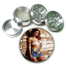 Farmers Daughter Pin Up Girls D1 63mm Aluminum Kitchen Grinder 4 Piece Herbs - $11.05
