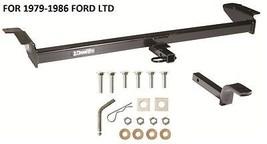 "1979-1986 Ford Ltd Trailer Hitch 1-1/4"" Tow Receiver Drawtite Class I Brand New - $172.21"