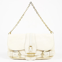 "Jimmy Choo Leather ""Tulita"" Clutch - $160.90 CAD"