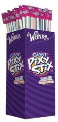 Giant Pixy Stix-25 Stix