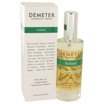 Demeter Ireland by Demeter 4 oz / 120 ml Cologne Spray for Women - $28.85