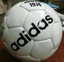 Adidas CHILE DURLAST 1974 Germany world cup Official ball 1974 football - $139.99