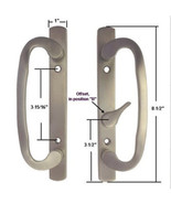 Sash Controls Mortise Style Patio Handle, B-Position, Non-Keyed, Satin N... - $49.45