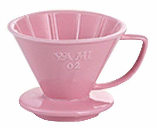 Tea/Espresso /Coffee Accessories Coffee Filter Cup Pink (101 Filter Paper)